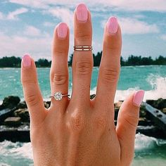 So fun that Brides.com featured my ring! Love it.   Brides.com: 19 Amazing Engagement-Ring Selfies