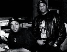cube n' dre , the real OG's 90s Hip Hop, Hip Hop Rap, Suge Knight, Nate Dogg, Good Raps, Straight Outta Compton, Music Images, Rap Music, Way Of Life