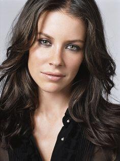 Beautiful Evangeline Lilly