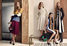 God Save the Queen and all: Salvatore Ferragamo - Fall/Winter 2016/17 Campaign... #salvatoreferragamo #fw1617 #campaign