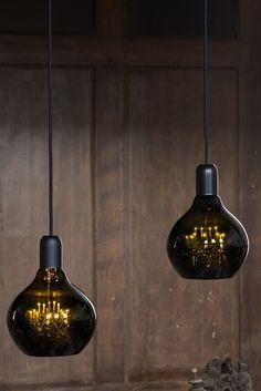 King Edison Ghost Pendant Lamp - Lighting