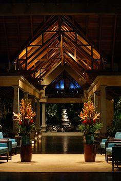 Maradiva Resort Hotel, Mauritius.