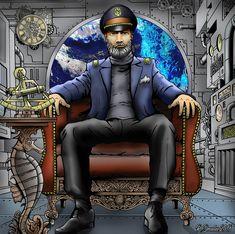 """Capitaine Némo"" R.Droulez"