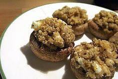 Famous Stuffed Mushrooms