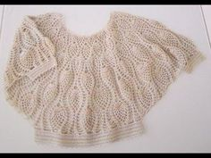 Crochet Patterns| for free |crochet cardigan| 853 - YouTube