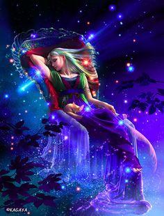 MOTIFS DE POINTS Croix-fées, nymphes, licornes et autres créatures magiques (p 42.) | Apprendre l'artisanat est facilisimo.com