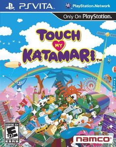 7af7f8a9c1f0 The game makes use of the rear touch pad to squeeze and stretch the  Katamari vertically and horizontally. Must Have ...