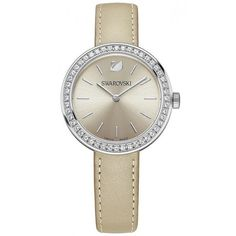 cf4986f33 Swarovski Daytime Beige Watch, Women's, As Shown