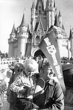 Grand opening pictures: A timeline of Orlando theme parks