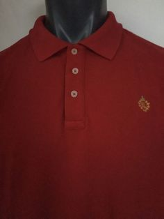 209d4ac677 vtg Polo Ralph Lauren Mens BLUE JEAN Shirt XL Blake Red Pony work denim  90s 00s  PoloRalphLauren  ButtonFront