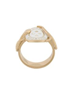 FOUNDRAE wholeness cigar ring. #foundrae #ring