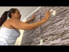 Revestimento adesivo Texturizado e 3D - Cubos Savor Revestimentos - YouTube
