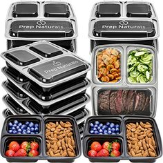 Meal Prep Containers 3 Compartment - Food Storage Contain... https://www.amazon.com/dp/B074J6XBNX/ref=cm_sw_r_pi_awdb_x_CFL6zb9XE7THJ