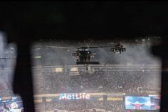 Super Bowl XLVIII 2014 fly over by 101st CAB : theBRIGADE