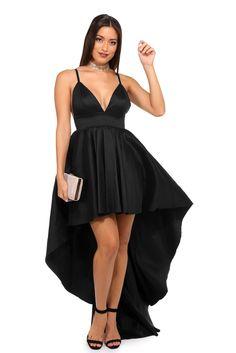 a913917f9b0 Lizbeth Black Classic Twist Formal Dress