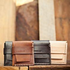 f9071fd270fa Micro Wallet. Läderbearbetning
