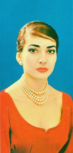 Maria Callas - 1958