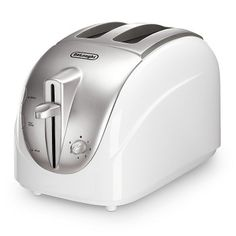 Toaster pentru doua felii DeLonghi CKT 2003 White Buy Kitchen, Ergonomic Mouse, Plugs, This Is Us, Toasters, Shop, Products, Toaster, Sandwich Toaster
