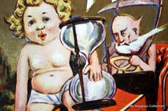 Hourglass 235 A Happy New Year on My Hourglass Collection - MHC Virtual Museum about Time and Space relations.