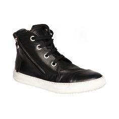 """Tirante"" Leather Sneakers www.arisoho.com"