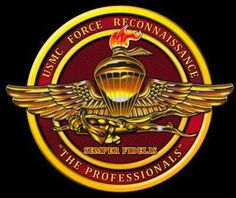 Force Recon; U.S. Marine Corps...Thank You!!