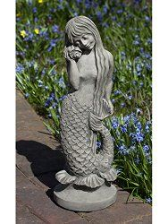 Standing Mermaid $149.99 Www.mermaidgardenornaments.com   Mermaid Statues U0026  Figurines