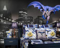 Batman Bedroom Daaaanaaaaa BATMAN!?