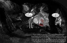 Concept Art from Ryan Paul McCarthy. 5 Miners | IN SEASON London www.inseason.info