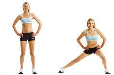 脚を閉じた時に太ももの間に隙間がない!? 簡単なエクササイズで太ももを引き締めて、ショートパンツやハーフパンツ…