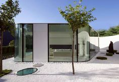 The Glass House near Geneva | by Jacopo Mascheroni of JM Architecture