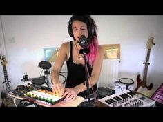 APC40 MKII & Ableton Live Performance - Nothing Is Forever - YouTube