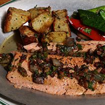 Recipe of the Month | Colorado Rocky Mountain Red Trout
