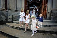 After Ceremony Shot.  #flowergirls #happilyeverafter #ceremony #inspiration #weddinginspo
