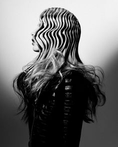 Hair by Lucie Monbillard.