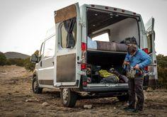 The Biggie Dodge Ram ProMaster Van Conversion by Native Campervans Van Conversion Interior, Camper Van Conversion Diy, Van Interior, Interior Ideas, Diy Van Conversions, Ram Promaster, Biggie Smalls, Cargo Van, Thing 1