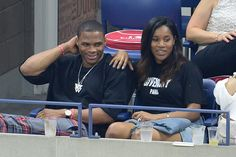 Russell and Nina Westbrook