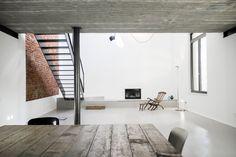 Umbau in Italien / Villa in der Fabrik - Architektur und Architekten - News / Meldungen / Nachrichten - BauNetz.de