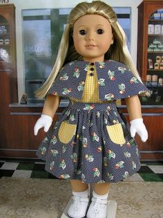 American Girl Doll Clothes & More by MsWendyK