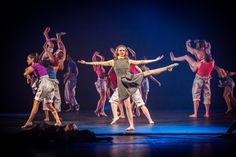 Photos we love: This shot, by Kim Leeson, from Dance's Spring concert.