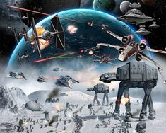 pics of star wars | Star Wars Marathon: The Once In A Lifetime War In The Stars Awards ...