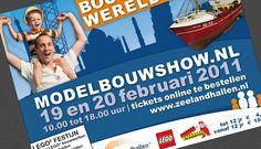 Advertentie Modelbouwshow 2011