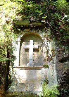 Kamenný kříž - Hřensko - Česko