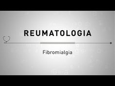 O que é fibromialgia ? - YouTube