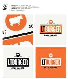 LT BURGER, NEW YORK by Mark Brooks, via Behance