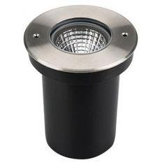 Светильник LTD-GROUND-R110-15W Warm3000 (SL, 25 deg, 230V) Garden Pots, Garden Planters, Garden Container
