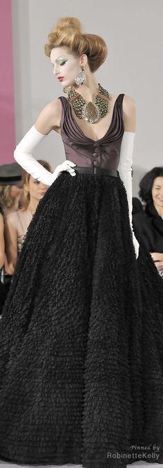 Christian Dior Haute Couture | S/S 2010       jaglady #HauteCouture