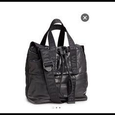 eb37d0841b Alexander Wang Handbags - ALEXANDER WANG x H M Leather Bag Black Leather  Handbags