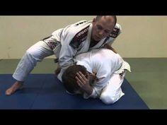 Tornado clock choke (variatie op goshi-jime). Martial Arts Styles, Mixed Martial Arts, Judo Video, Karate Moves, Jiu Jitsu Techniques, Ju Jitsu, Self Defense Techniques, Brazilian Jiu Jitsu, Boxing Workout