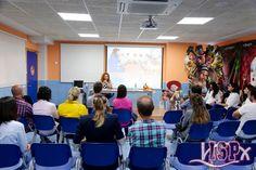 Reunión informativa de #familiasISP de P1 #BabygardenISP. Agradecemos la asistencia. www.colegiosisp.com