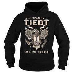 awesome Team TIEDT Lifetime T-Shirts Check more at http://tshirt-art.com/team-tiedt-lifetime-t-shirts.html